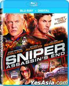 Sniper: Assassin's End (2020) (Blu-ray + Digital) (US Version)