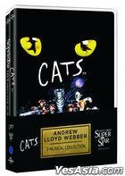 Cats & Jesus Christ Superstar Live Double Pack (2DVD) (Limited Edition) (Korea Version)