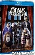 The Addams Family (2019) (Blu-ray) (Hong Kong Version)
