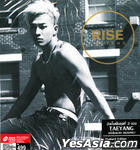 Tae Yang 2nd Album - Rise (Thailand Version)