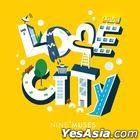 Nine Muses Repackage Mini Album - Muses Diary Part.3: Love City