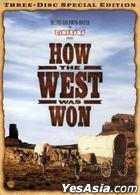 How the West Was Won (DVD) (Three-Disc Special Edition) (US Version)