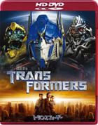 Transformers (Movie) (HD DVD) (Special Collector's Edition) (Japan Version)