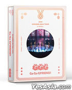 2019 GFRIEND Asia Tour GO GO GFRIEND! in Seoul (Blu-ray) (3-Disc) (Korea Version)