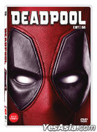 Deadpool (DVD) (Korea Version)