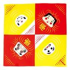 cochae : Fuku Cochae Wrapping Cloth (Daruma)