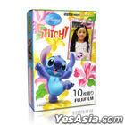 Fujifilm Instax Mini Film (Stitch) (New) (10 pcs per pack)