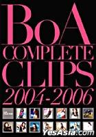 Boa - COMPLETE CLIPS 2004-2006 (Korea Version)