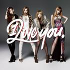 I LOVE YOU (SINGLE+DVD)(Japan Version)