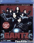 Gantz (Blu-ray + DVD Combo) (English Subtitled) (US Version)