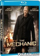 The Mechanic (2011) (Blu-ray) (Taiwan Version)
