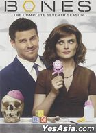 Bones (DVD) (Ep. 1-13) (The Complete Seventh Season) (US Version)
