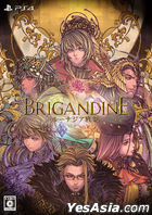 Brigandine: The Legend of Runersia (First Press Limited Edition) (Japan Version)
