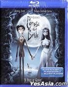 Tim Burton's Corpse Bride (2005) (Blu-ray) (US Version)