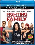 Fighting with My Family (2019) (Blu-ray + DVD + Digital) (US Version)