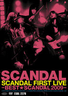 Scandal First Live - Best ★Scandal 2009-  (Japan Version)
