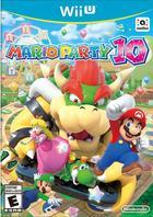 Mario Party 10 (Wii U) (US Version)