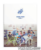 Stray Kids Unveil Tour 'I am...' Official Goods - Box Sticky Memo (A Version)