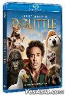 Dolittle (2020) (Blu-ray) (Hong Kong Version)