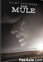 The Mule (2018) (DVD) (Thailand Version)