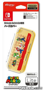 Nintendo Switch Lite Hard Cover Super Mario 3D (Japan Version)
