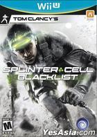 Tom Clancy's Splinter Cell Blacklist (Wii U) (US Version)
