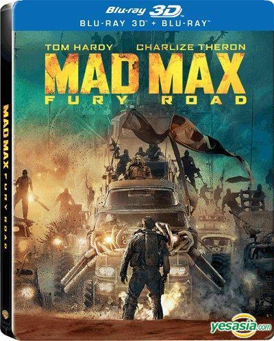 Yesasia Mad Max Fury Road 2015 Blu Ray 3d 2d 2 Disc Futurepak Hong Kong Version Blu Ray Charlize Theron Tom Hardy Warner Home Video Hk Western World Movies Videos Free Shipping