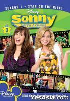 Sonny With A Chance (DVD) (Season 1: Vol.3) (Hong Kong Version)