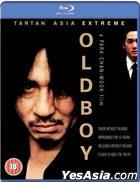 Old Boy (2003) (Blu-ray) (UK Version)