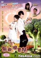無敵珊寶妹 (DVD) (第二部) (待續) (香港版)