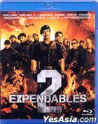 The Expendables 2 (2012) (Blu-ray) (Hong Kong Version)