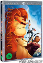 The Lion King (DVD) (Diamond Edition) (Korea Version)