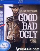 The Good, The Bad And The Ugly (1966) (Blu-ray) (The Original Restored) (Taiwan Version)