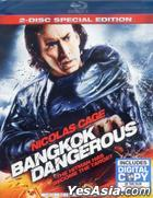 Bangkok Dangerous (2008) (Blu-ray) (2-Disc Set - Special Edition - Digital Copy Included) (US Version)