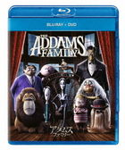 The Addams Family [Blu-ray + DVD] (Japan Version)