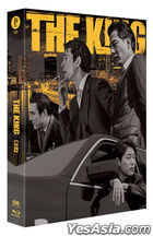 The King (Blu-ray + Essay Book + Postcard Set) (2-Disc) (Full Slip Limited Edition) (Korea Version)