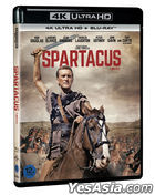 Spartacus (4K Ultra HD + Blu-ray) (Limited Edition) (Korea Version)