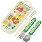 Animal Crossing 2021 Cutlery Set with Case