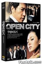 Open City (DVD) (DTS) (Limited Edition) (Korea Version)