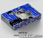 SuperM Vol. 1 - Super One (UNIT B Version) + Random Poster in Tube