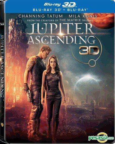 Yesasia Jupiter Ascending 2015 Blu Ray 2d 3d Steel Case Edition Hong Kong Version Blu Ray Channing Tatum Sean Bean Warner Home Video Hk Western World Movies Videos