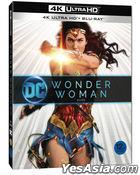 Wonder Woman (4K Ultra HD + Blu-ray) (2-Disc) (First Press O-ring Case Limited Edition) (Korea Version)