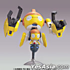 Keroro Gunsou : Keroro Plastic Model Collection 10 Kululu Robot