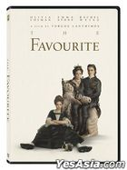 The Favourite (2018) (DVD) (US Version)