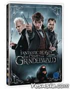 Fantastic Beasts: The Crimes of Grindelwald (DVD) (Korea Version)