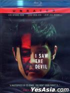 看見惡魔 (Blu-ray) (美國版)