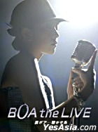 Boa - BoA the LIVE (Korea Version)