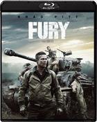 Fury (2014) (Blu-ray) (Japan Version)