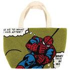 Spider-Man Stitch Lunch Bag