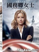Madam Secretary (DVD) (The Complete Second Season) (Taiwan Version)